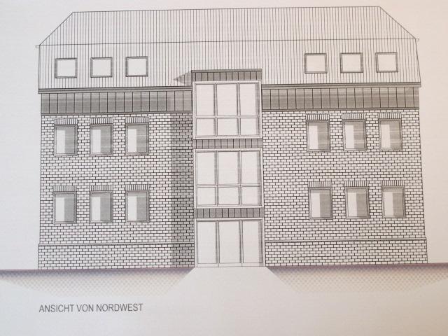 Oelde - Neubauwohnung mit Balkon