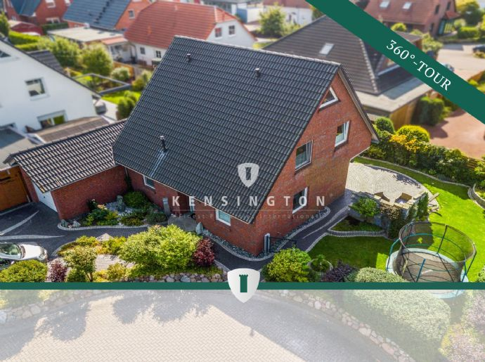 Charmantes Einfamilienhaus in ruhiger Lage