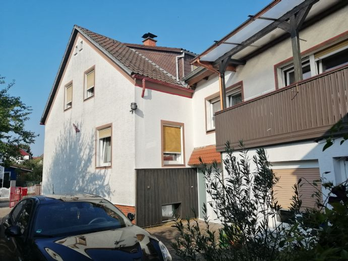 Einfamilienhaus mit Erweiterungsmöglichkeit (Anbau)