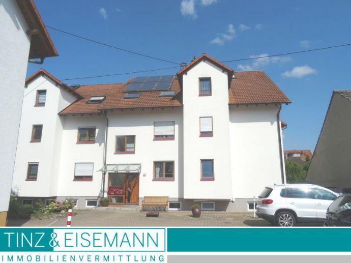 3 ZKB-Wohnung mit Balkon und