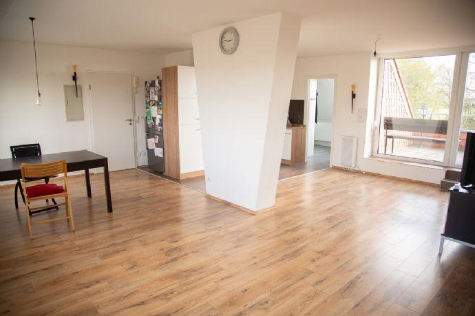 Moderne Wohnung in ruhiger Lage / 2,5-Zimmer / Vellinghausen