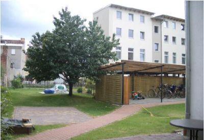 ruhige 3-Raum-Wohnung