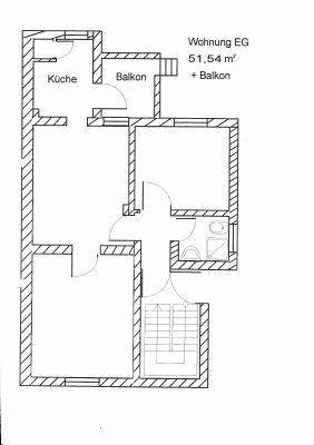 eg wohnung h rth efferen 53 5 qm 3 zi k d b wohnung h rth efferen rheinl 2dhu64t. Black Bedroom Furniture Sets. Home Design Ideas
