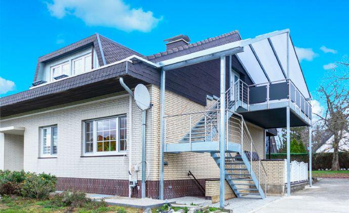 Komfortable XXL-Wohnung mit Dachterrasse!