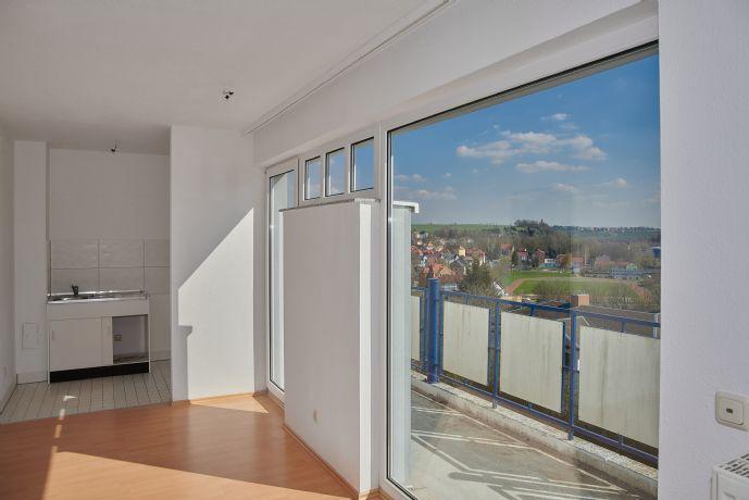 Schicke Appartementwohnung mit Balkon im