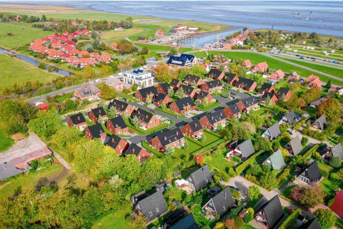 Ihre Ferienkapitalanlage in Fedderwardersiel an der Nordsee!