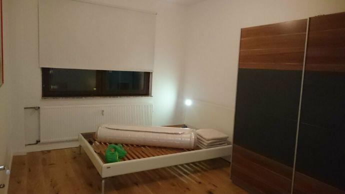 Möblierte und voll ausgestattete 1,5 Zimmer Wohnung