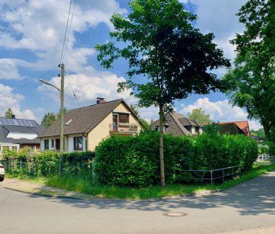 Top Baugrundstück für eine Doppelhaushälfte mit Wohnkeller am Alsterlauf