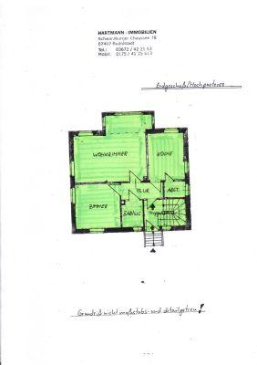 zweifamilienhaus mit grundst ck und nebengela in sch ner und ruhiger wohnlage von rudolstadt. Black Bedroom Furniture Sets. Home Design Ideas
