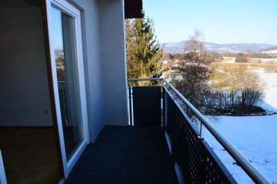 Balkon Schlafzimmer mit tollem Ausblick
