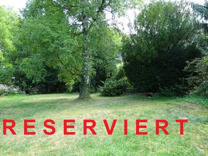 Seltene Gelegenheit! Grundstück für Einfamilienhaus oder Doppelhaus in ES-Hohenkreuz