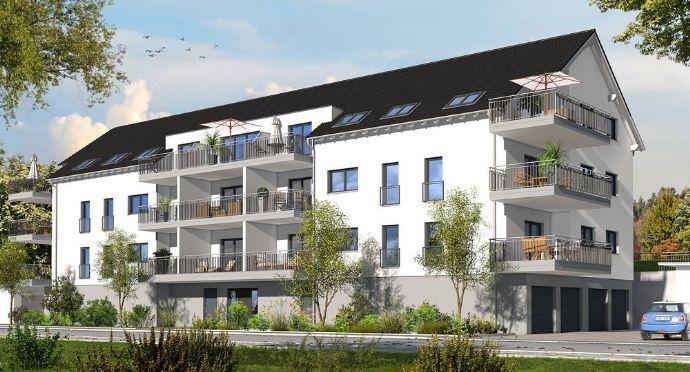 1-Zimmer-Wohnung Beste Aussicht unterm Dach -