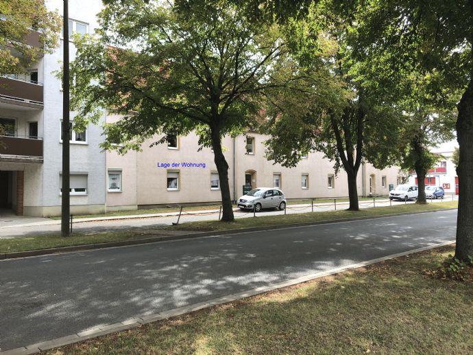 3-Raum-Wohnung in Nachterstedt, Hoymer Straße 7