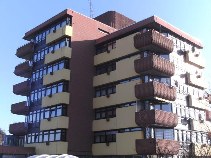 2- ZKB Wohnung mit Balkon in ruhiger Lage