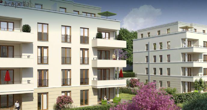 Neubau Erstbezug - Exklusive Wohnung mit großem Balkon und 2 Tageslichtbädern