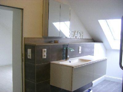 modernes großzügiges Bad  mit Platz