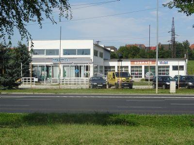 Sopron Halle, Sopron Hallenfläche