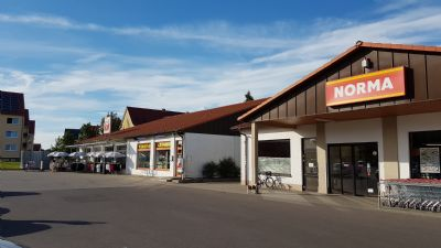 Grimmen Ladenlokale, Ladenflächen
