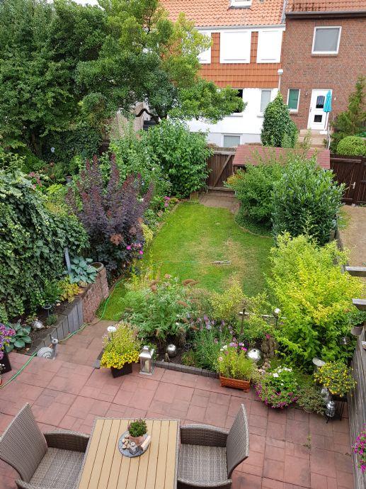 Gepflegtes Einfamilien-Reihenhaus in grüner Lage in Hannover-Bemerode