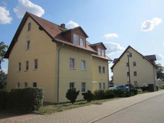 2 Zimmer Wohnung mit Balkon in Eulau zu vermieten