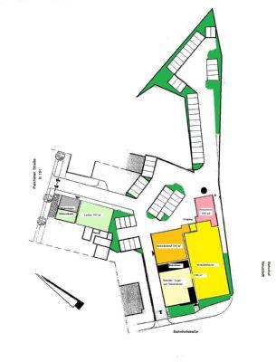 Neustadt-Glewe Ladenlokale, Ladenflächen