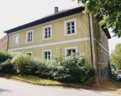 Früheres Gerichtshalterhaus in bester Ortskernlage