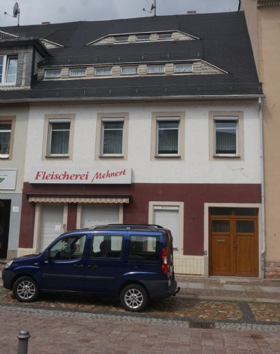 Wohn- und Geschäftshaus (ehemals Fleischerei)