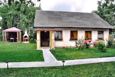 Großes Ferienhaus Holland f. 4 Pers., ruhig gelegen, mit Garten und Grillplatz