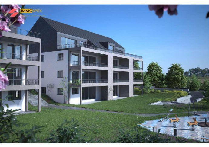 Moderne Maisonette Wohnung auf zwei