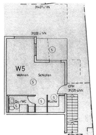 Stuttgart-Weilimdorf – 1-Zimmer-Apartment, mit Terrasse und Tiefgaragenstellplatz -  Für Kapitalanleger oder Eigennutzer interessant