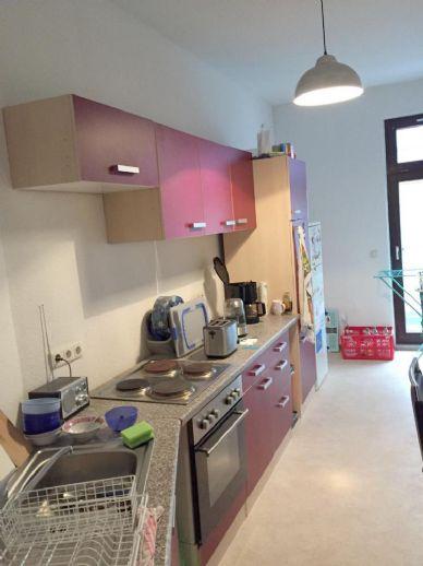Wunderschöne 3-Raum-DG-Maisonette-Wohnung mit Balkon in Greiz