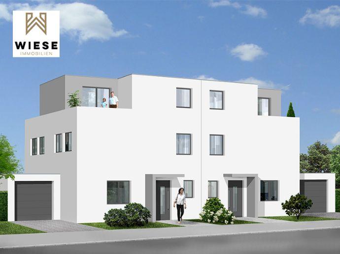 Großzüge moderne Doppelhaushälfte im Herzen von Hofheim-Marxheim