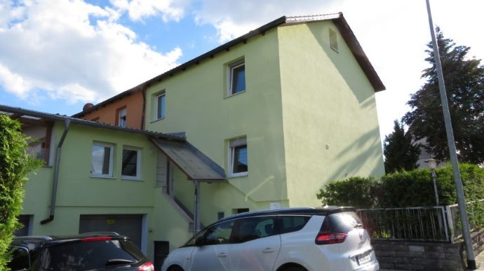 Reiheneckhaus in Regensburg, Nähe DEZ