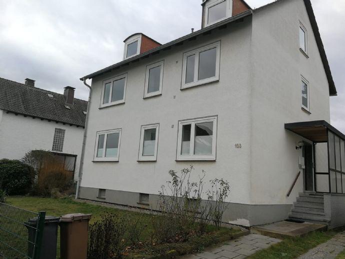 Kassel Niederzwehren, renovierte 3-Zimmer-Wohnung mit Balkon