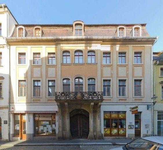 Einzigartiges Denkmalgeschützes Wohn-Geschäftshaus in Zittau zu verkaufen
