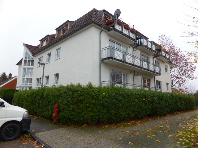 Stade: 2-Zimmer-Wohnung im Altländer Viertel (Ruhige Lage)