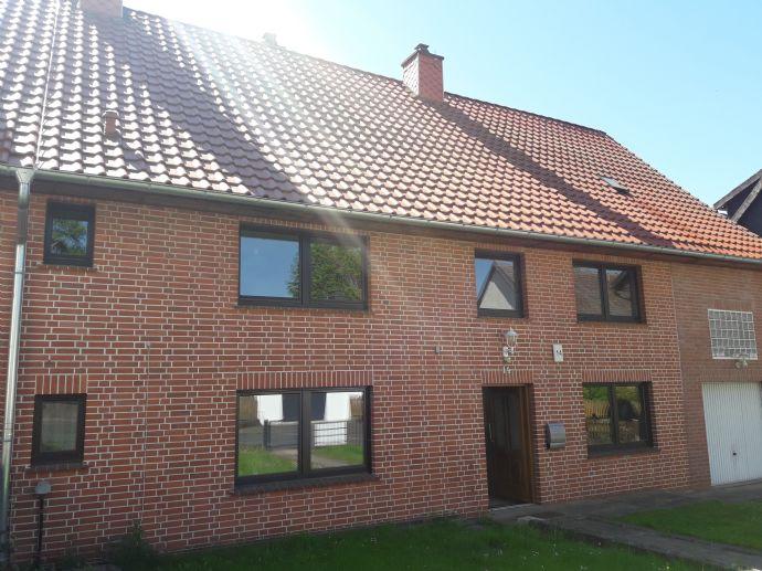 Ruhiges Wohnen mit Terrasse und großem Garten in Moringen Großenrode