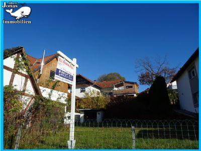 Mittel-Gründau: hübsche Baulücke in ruhiger Lage - ideal für ein sehr schmales Einfamilienhaus