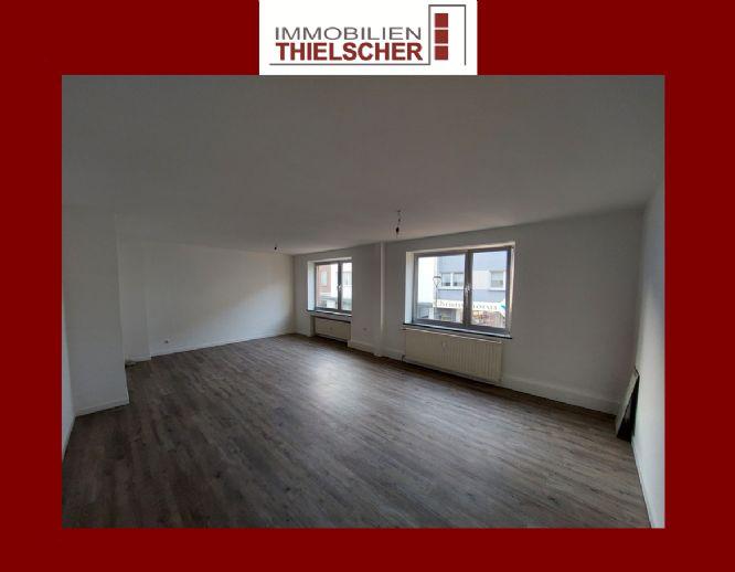 Modernisierte 3 Zimmer Obergeschosswohnung im Zentrum von Übach, inkl. Garage