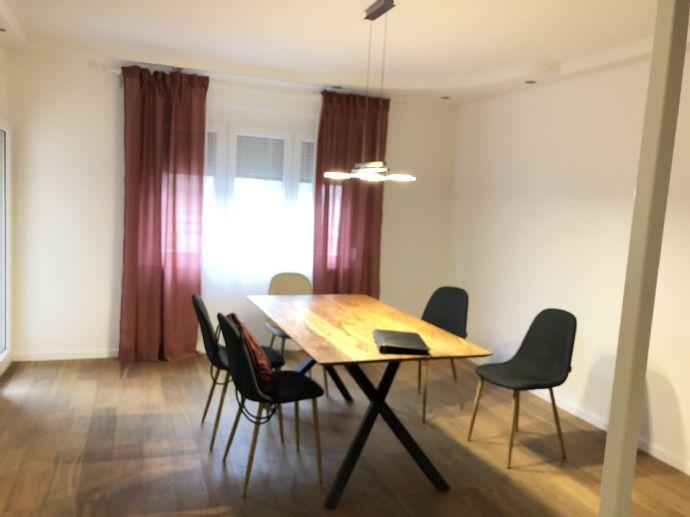 4-Zim. Maisonettewohnung   voll möbliert   Zentral in Bad Cannstatt