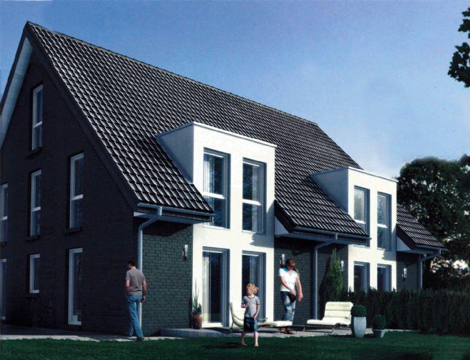 Interessant gestaltete DHH auf einem der von der Gemeinde Sassenberg offerierten Grundstücke