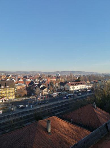 Traumblick über Rottenburg, sofort beziehbar