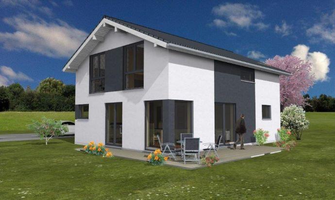 NEUES Freistehendes Einfamilienhaus inkl. Grundstück... Sahnestück in Lauterbach... Projektiertes Haus, gerne noch ganz nach Ihren Planungswünschen