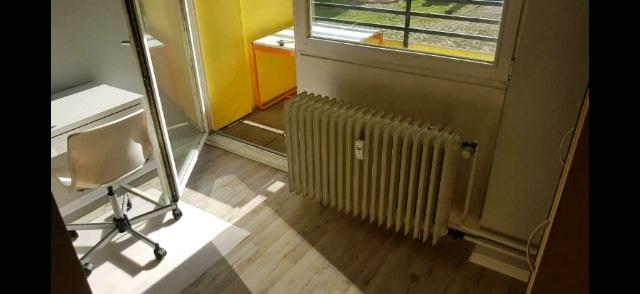 1-Zimmer-Wohnung in Kassel Wesertor nach Vereinbarung verfügbar