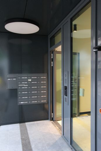 ERSTBEZUG- Exklusive 3-Zimmer Wohnung mit Stadt-Flair.