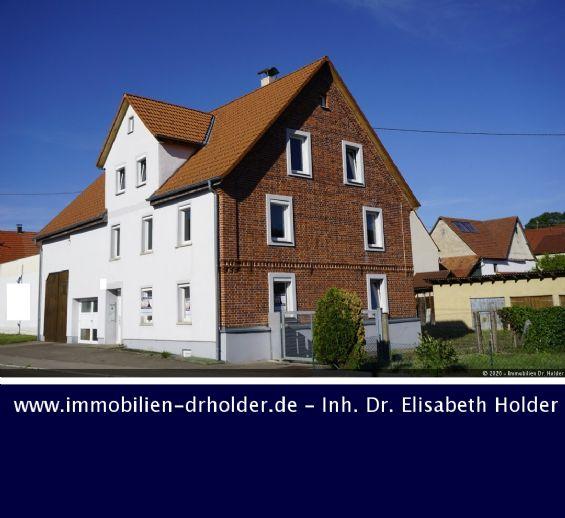 VERKAUFT !!! Schönes Haus in Dorfrandlage mit großzügigem Grundstück