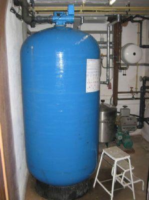 Wärmepumpenwasserreinigung