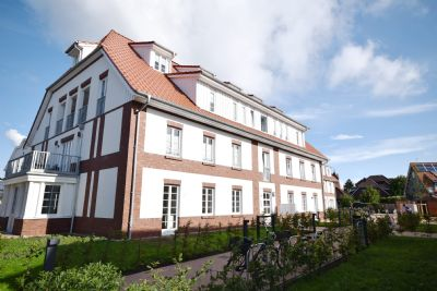 Hochwertige Neubau-Ferienwohnung (3 Zimmer-70 m2) auf der Nordseeinsel Langeoog (BOE 5008)