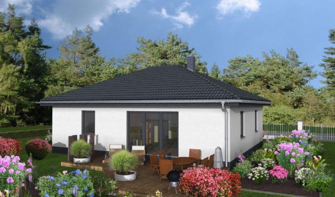 Eckgrundstück mit Bungalow-Neubau für ca. 805,00 /mtl. inkl. ALLER Kosten*