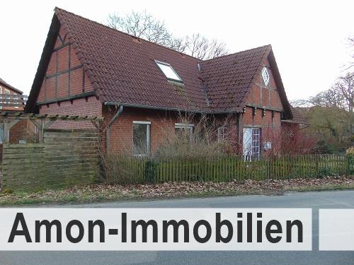 Großzügiges Wohnhaus mit zwei Wohnungen und Garage.